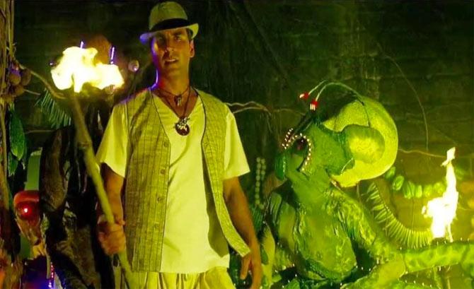 Akshay Kumar in Joker