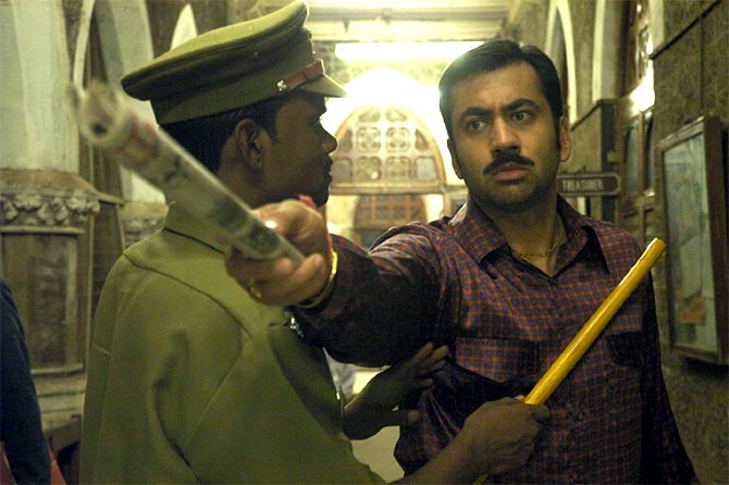 Kal Penn in Bhopal: A Prayer For Rain