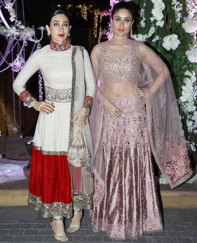 HOLY WOW Shilpa Alia Kareena Esha Stun In Gorgeous Lehengas