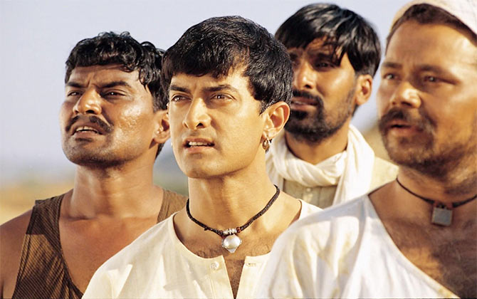 Aamir Khan Initially Rejected Lagaans Story