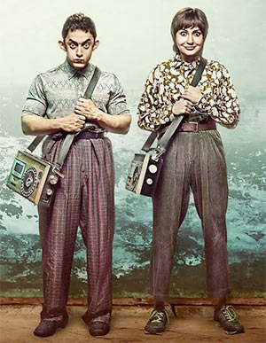 Current Bollywood News & Movies - Indian Movie Reviews, Hindi Music & Gossip - Review: PK, a mixed bag of spunk and sentimentality