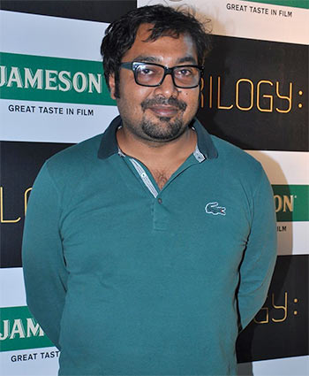 Current Bollywood News & Movies - Indian Movie Reviews, Hindi Music & Gossip - Anurag Kashyap: Anti-smoking disclaimers make me feel insulted