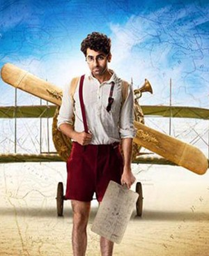 Current Bollywood News & Movies - Indian Movie Reviews, Hindi Music & Gossip - Trailer review: Ayushmann set to soar high with Hawaizaada?