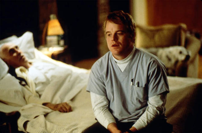 Philip Seymour Hoffman in Magnolia