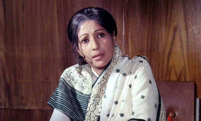 Suchitra Sen in Aandhi
