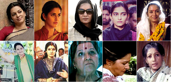 Juhi or Shabana? Vote for your fave Lady Politician in Bollywood!