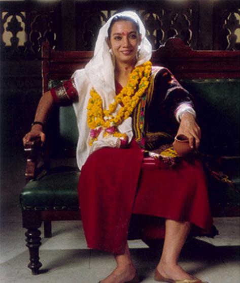 Shabana Azmi in Godmother