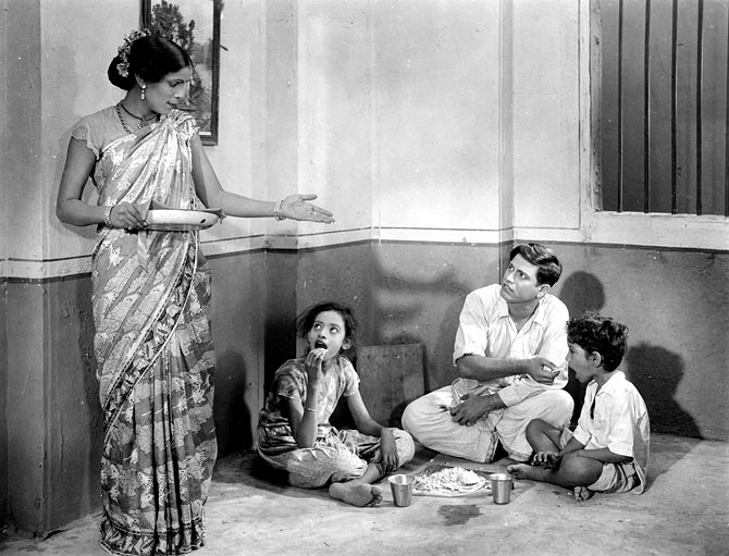A scene from Ellis R Dungan's Iru Sahodarargal (Two Brothers, 1936)