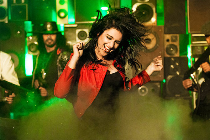 Parineeti Chopra in Hasee Toh Phasee