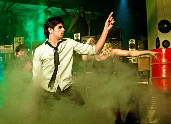 Siddharth Malhotra in Hasee Toh Phasee