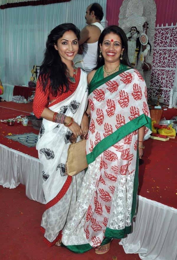 Mauli Ganguly and Kamalika Guha Thakurta