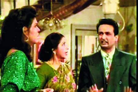 Bhavna Balsavar, Sushma Seth and Shekhar Suman