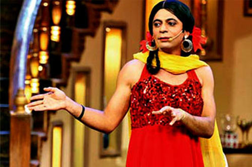Sunil Grover in Comedy Nights With Kapil