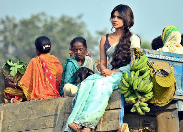 Priyanka Chopra in Gunday.