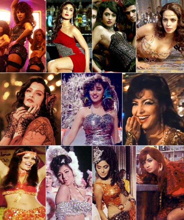 Vote for Bollywood's HOTTEST Cabaret Dancer!