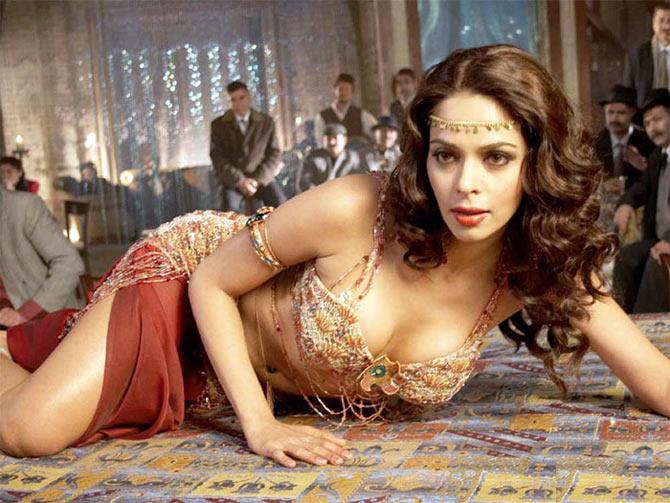 Mallika Sherawat in Guru