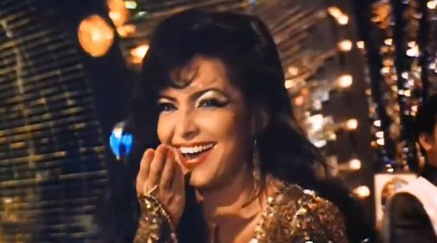 Parveen Babi in Namak Halal