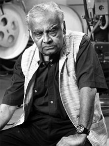 P K Nair in Celluloid Man