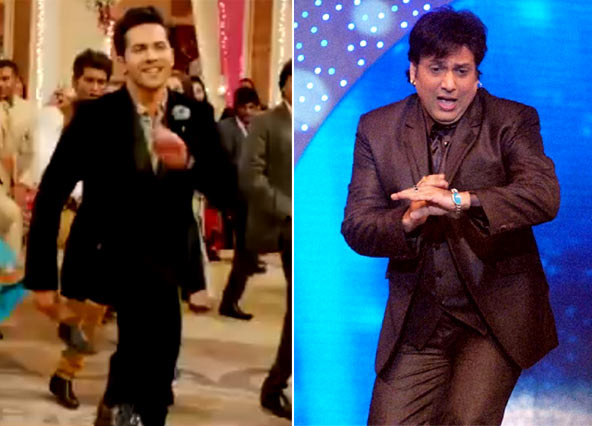 Varun Dhawan in Main Tera Hero and Govinda