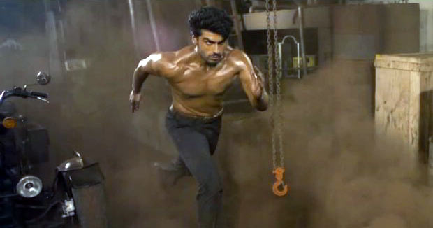 Arjun Kapoor in Gunday