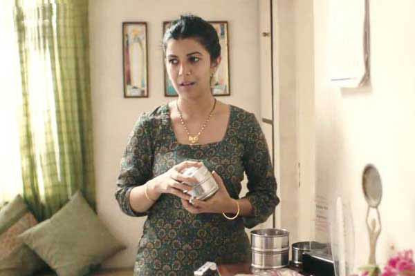 Nimrat Kaur in the Lunchbox