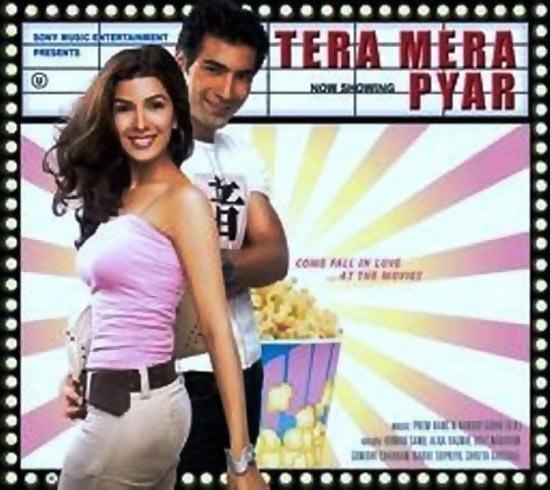 Nimrat Kaur in Tera Mera Pyar