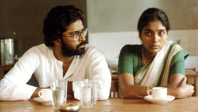 A scene from Veedu
