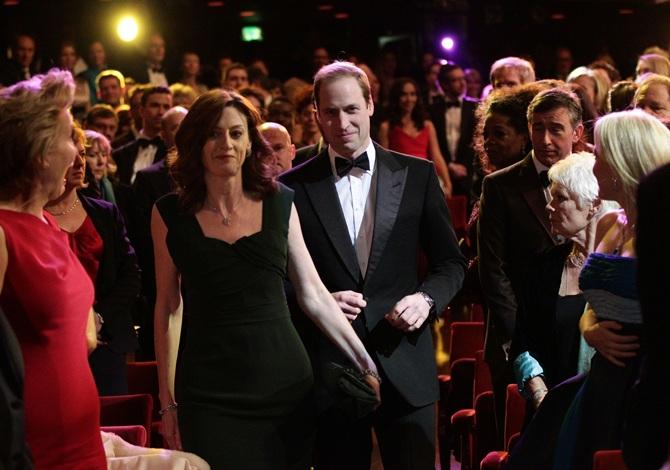 Prince William and Amanda Berry