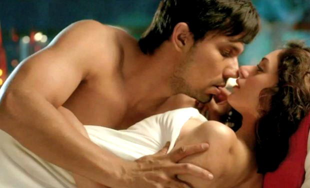 Randeep Hooda and Aditi Rao Hydari in Murder-3