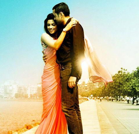 Priyanka Chopra and Bobby Deol in Chamku