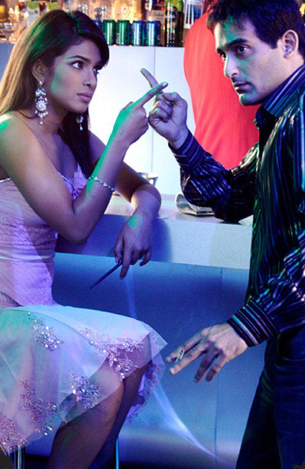 Priyanka Chopra and Akshaye Khanna in Aap Ki Khatir