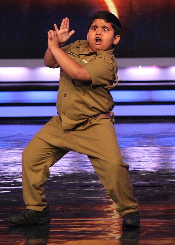 Akshat Singh performs o