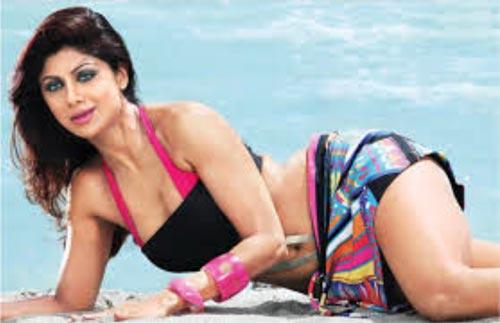 Shilpa Shetty in Dostana