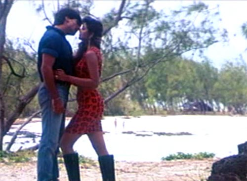 Shilpa Shetty with Akshay Kumar in Main Khiladi Tu Anari
