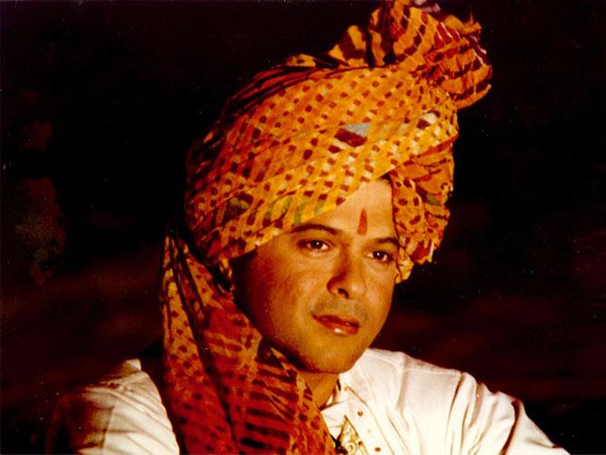 Anil Kapoor in Lamhe