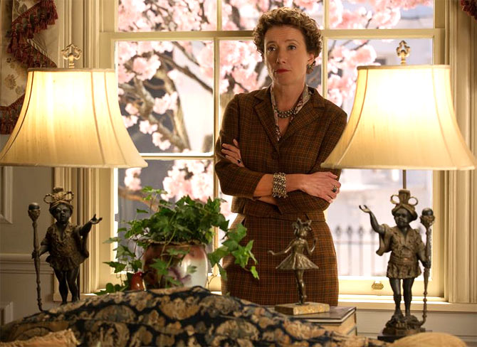 Emma Thompson in Saving Mr Banks