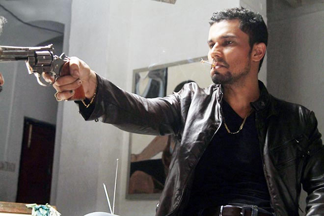 Randeep Hooda in John Day