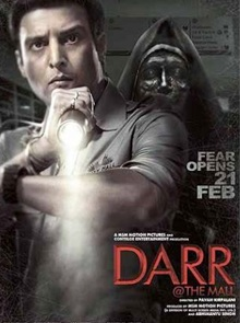 Movie poster of Darr @ The Mall