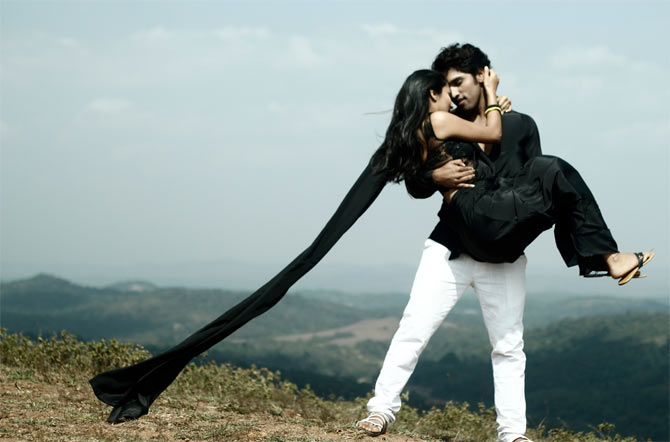 Film still from Nan Lifealli
