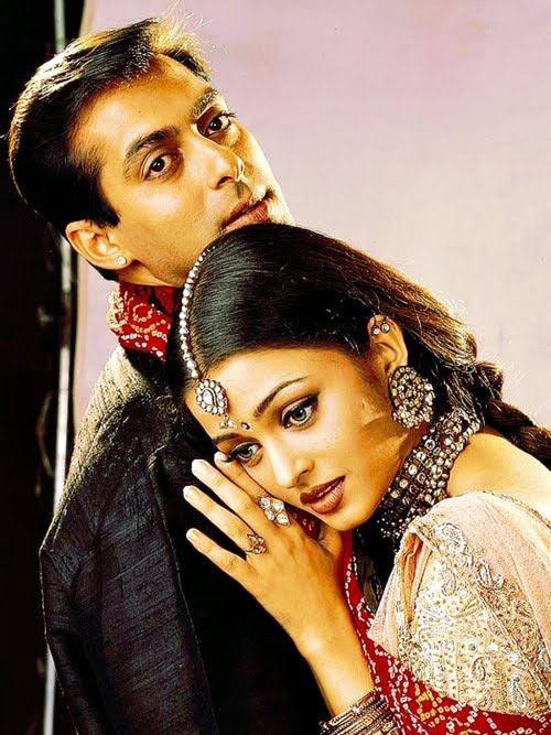 Salman Khan and Aishwarya Rai in Hum Dil De Chuke Sanam