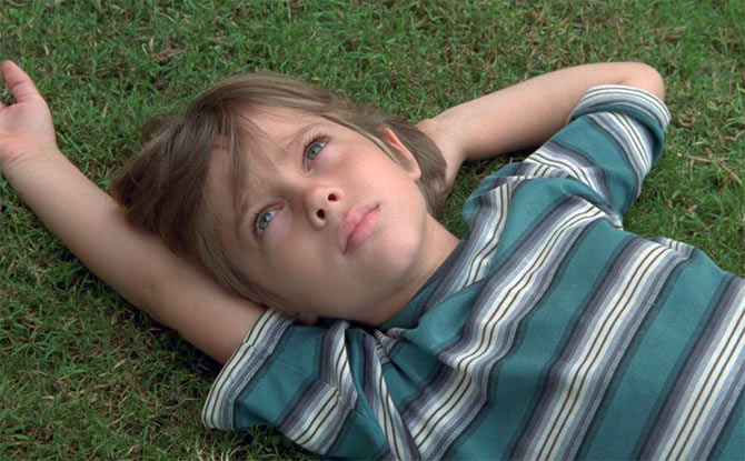 Movie still from Boyhood