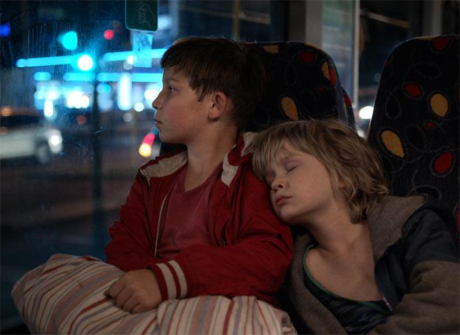Movie still from Jack