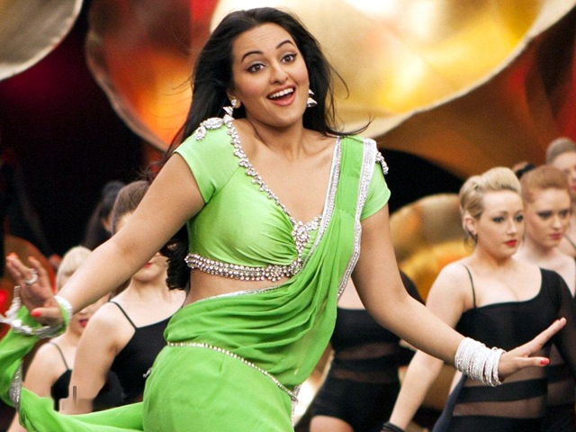 Sonakshi Sinha in Son of Sardar