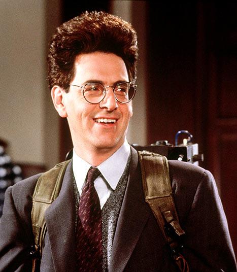 Harold Ramis in Ghostbusters.