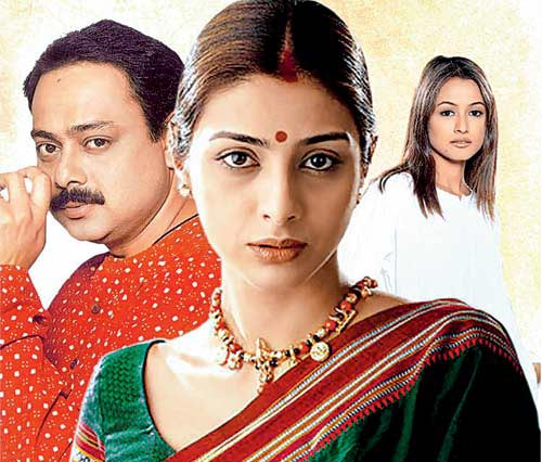 Sachin KHedekar, Tabu and Namrata Shirodkar in Astitva