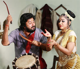 A scene from  Swapaanam