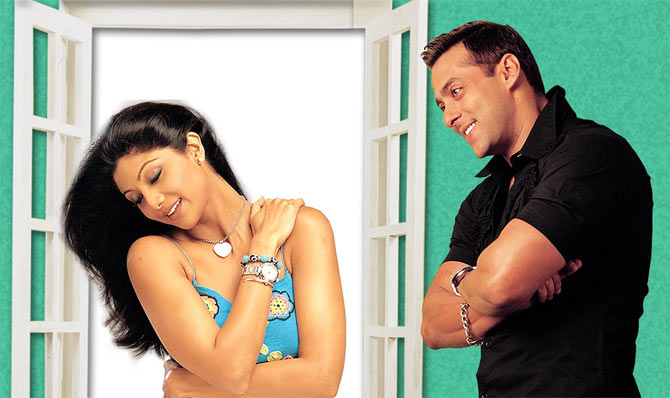 Shilpa Shetty and Salman Khan in Shaadi Karke Phas Gaya Yaar