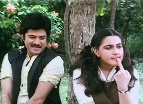 Anil Kapoor and Amrita Singh in Chameli Ki Shaadi