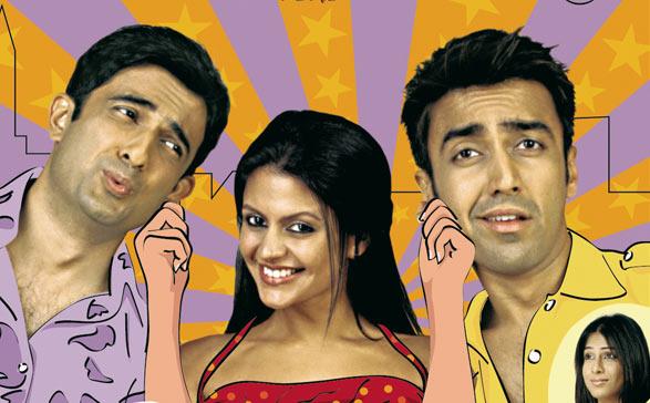 Sanjay Suri, Mandira Bedi and Ashish Choudhary in Shaadi Ka Laddoo