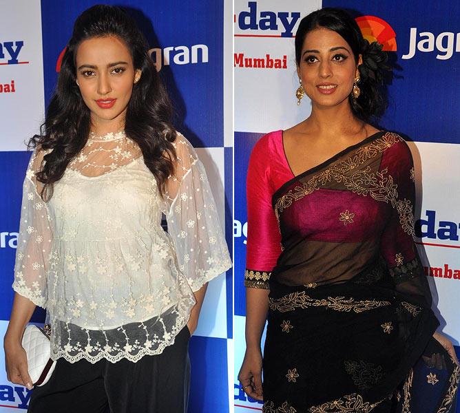 Neha Sharma, Mahie Gill
